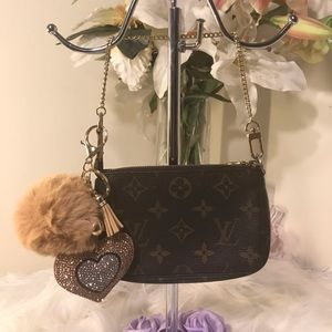 🛑SPECIAL DEAL🛑🌼LV Mini Pochette Accessories 🌼